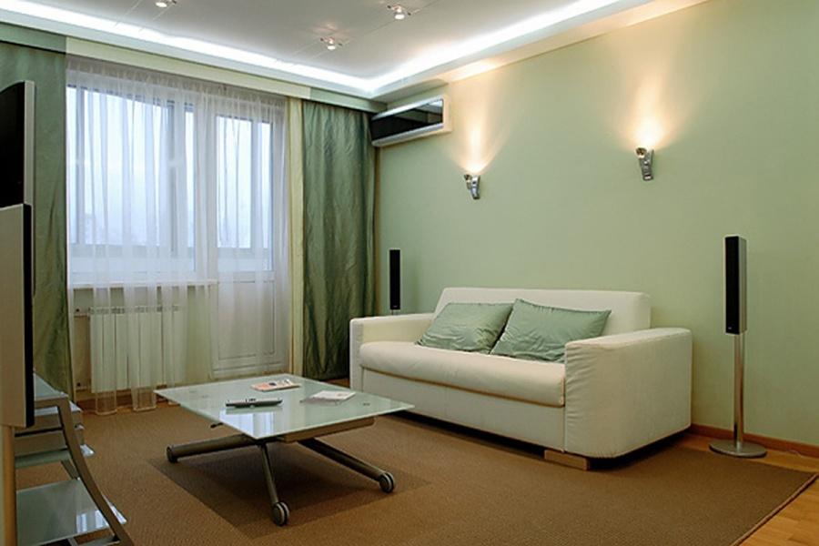 Отделка 1 комнатной квартиры фото